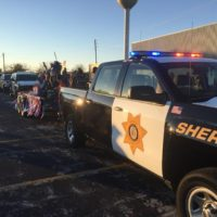 2016 Sheriff's Office Christmas Parade Schedule