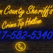 Crime & Drug Tip Hotline