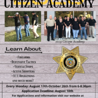 2020 Citizen Academy